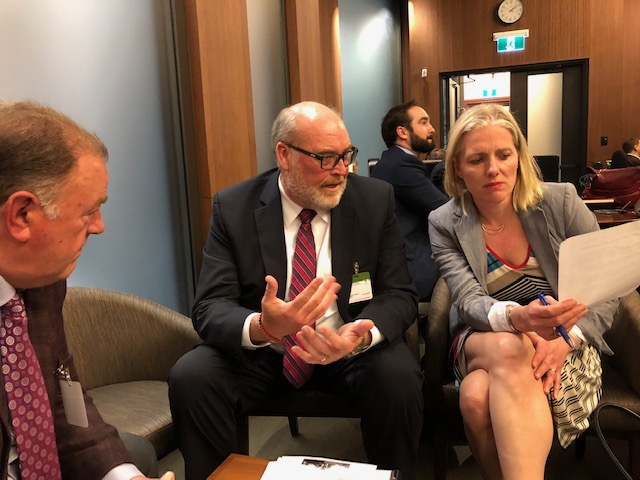 FSE meeting with Minister of Environment and Climate Change Canada